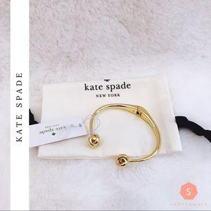 Kate Spade Gold Circle Bracelet